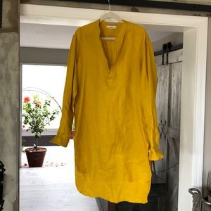 New The Salting linen tunic